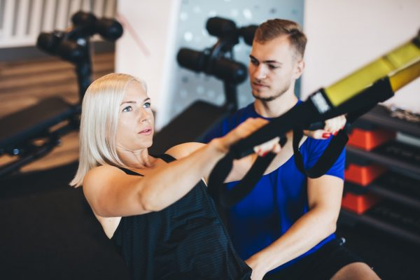 Personal trainer hinta